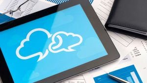There's a new world of cloud communicating. (iStockphoto)